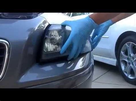 low beam bulb volvo s40 how to remove headlights in volvo c30 s40 v50 c70