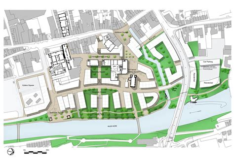 National Cathedral Floor Plan proposed masterplan for abbey creative quarter kilkenny