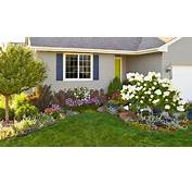 Landscaping Ideas Front Entryway