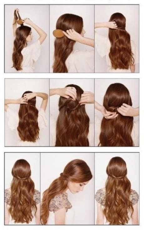 hairstyles for lazy 7 hairstyles for lazy girls