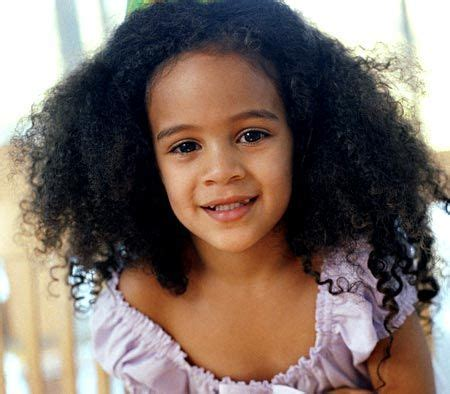 Biracial Hairstyles by Biracial Curly Hair Biracial Hair Care And Styling Tips