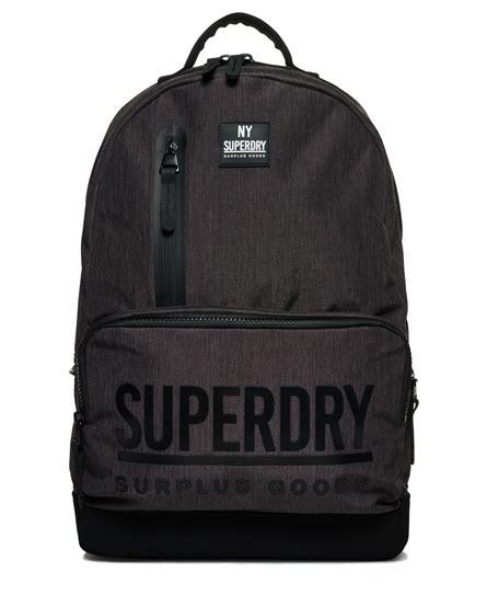 Tas Superdry Surplus Goods Backpack 1 superdry surplus goods multizip montana rucksack s bags