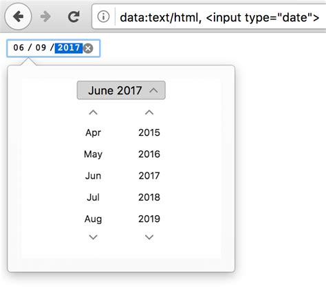 pattern date input html date time inputs enabled on nightly firefox nightly news