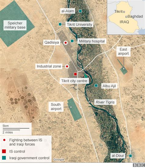 tikrit iraq map capture mosul tikrit march towards baghdad page 44