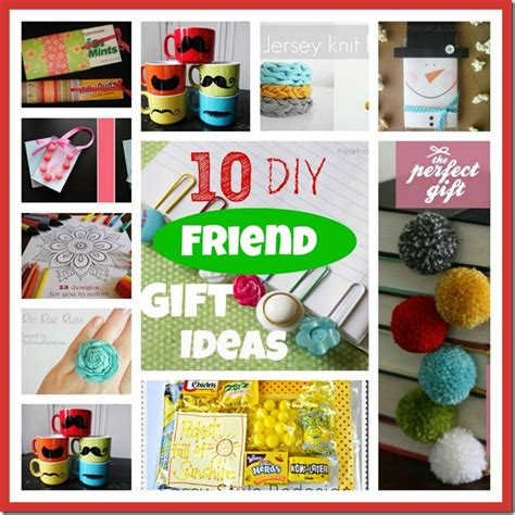 Handmade Gifts For Best Friends - and cheap diy gifts ideas fall home decor