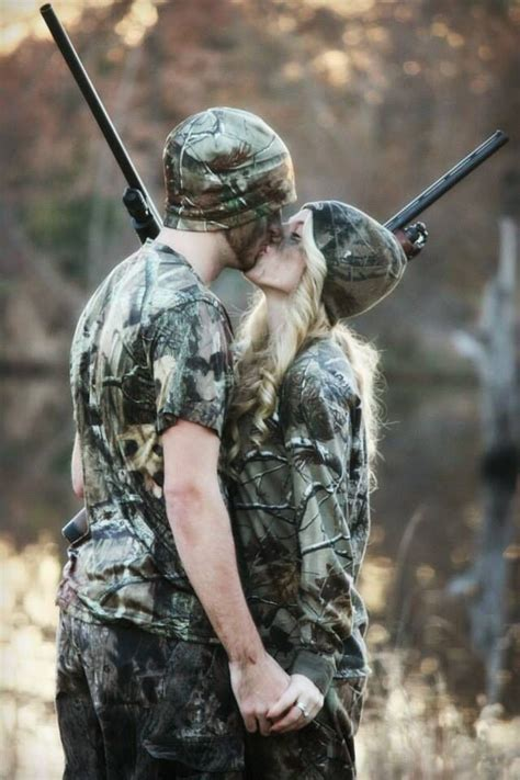 wallpaper of army couple hunting engagement pictures with realtree camo