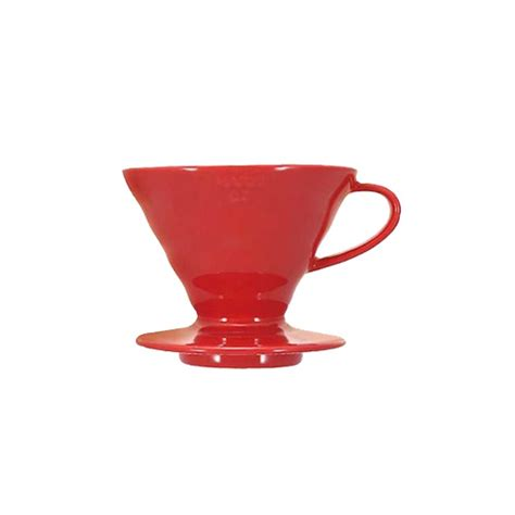Tiamo Dripper V60 Ceramic 02 Gelas Pour Keramik Hg5544r hario v60 ceramic coffee dripper 02 vdc 02r
