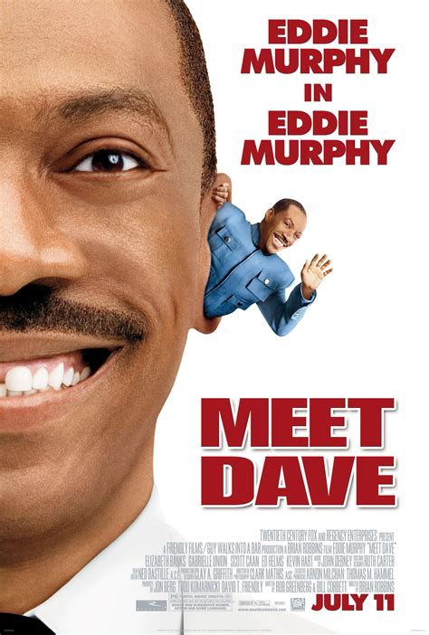 meet dave eddie murphy movies meet dave 2008 poster freemovieposters net