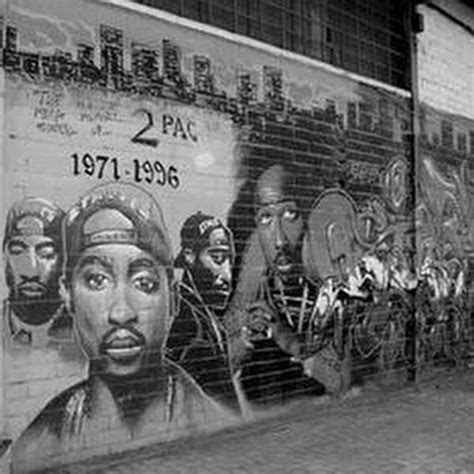 tupac wall mural gallery for gt 2pac mural