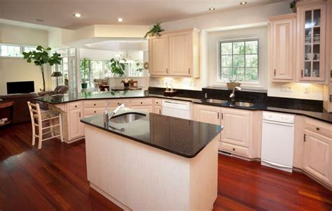 white wood cabinets kitchen 36 inspiring kitchens with white cabinets and granite