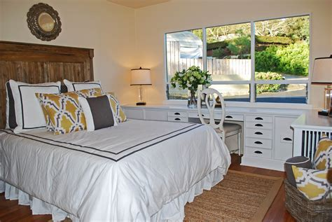 desk in master bedroom elings park santa barbara homes and lifestyle