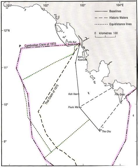 cambodia thailand relations