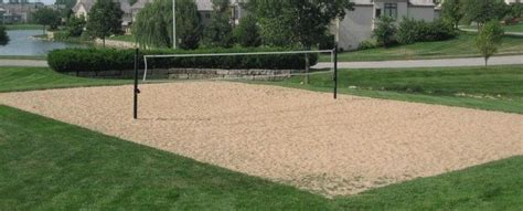 How To Build A Sand Court In Backyard by Triyae Backyard Sand Court Various