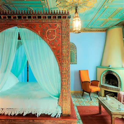 moroccan bedrooms moon to moon moroccan bedroom interiors