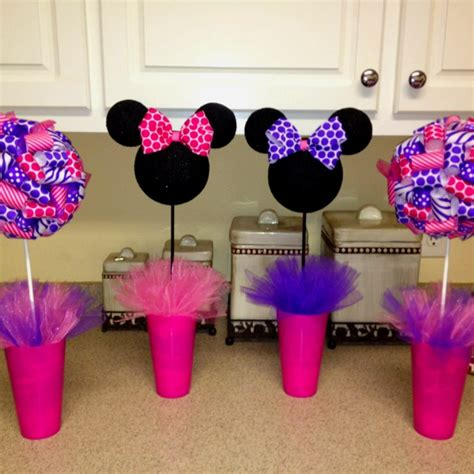 minnie mouse centerpieces minnie centerpieces minnie mouse theme birthdays