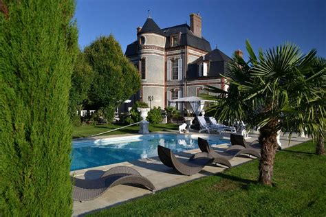 chambre avec piscine privative chateau du mesnil la vieille lyre tarifs 2018