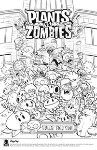 plants zombies coloring pages chomper eat zombie coloringstar