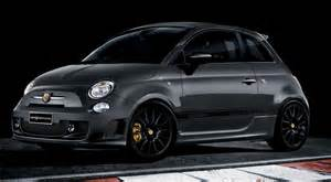 What Does Abarth Limited Edition Abarth 595 Trofeo Launched In Britain At