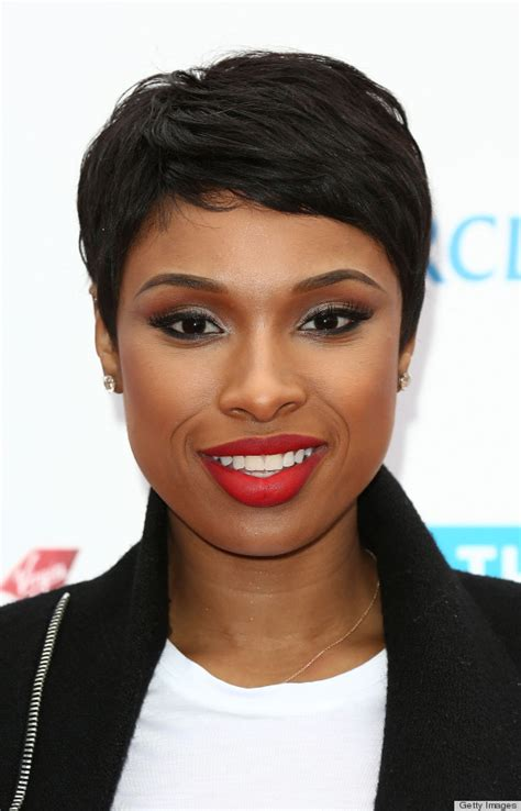 sharp looking short hair cut for black women stars with razor sharp haircuts top this week s best