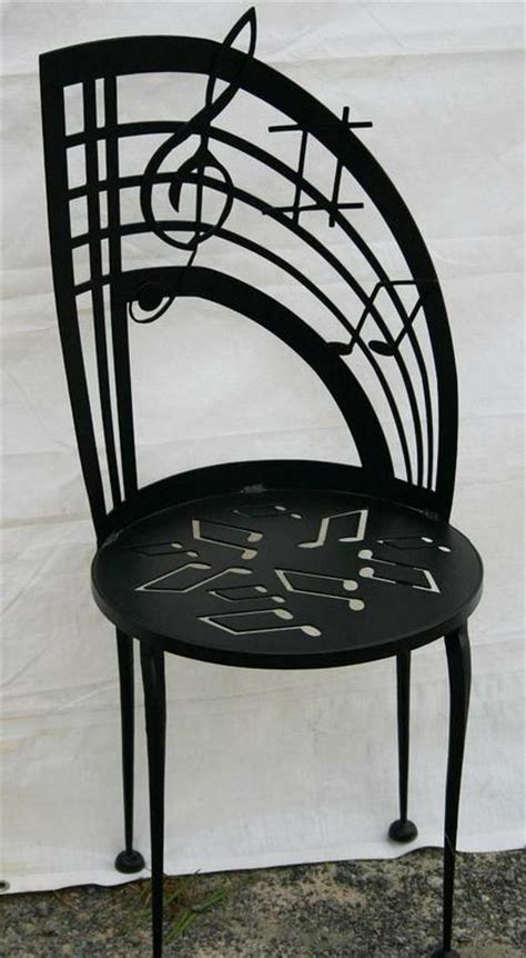 Song Chair by Chair From Ornamental Iron Works In Sc 29073
