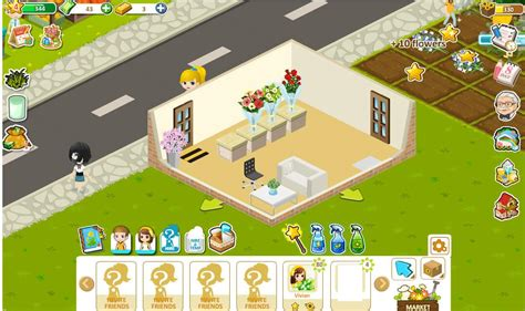 design flower shop game flower shop wwgdb