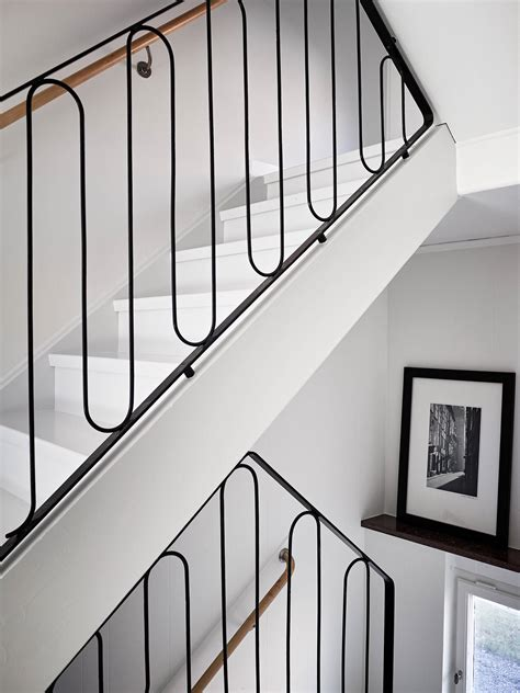 modern banisters and handrails stairways ideas stair home house decoration decor
