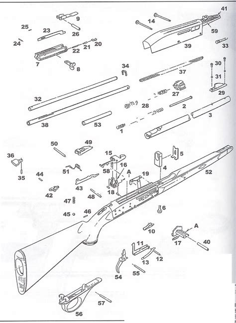 remington 66 parts diagram remington 66 parts diagram images