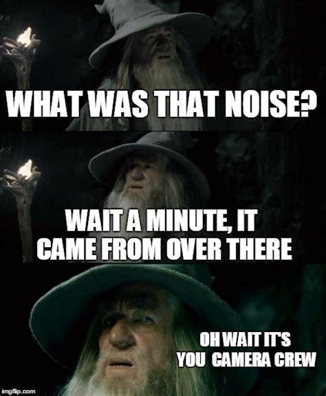 Meme Noises - confused gandalf meme imgflip