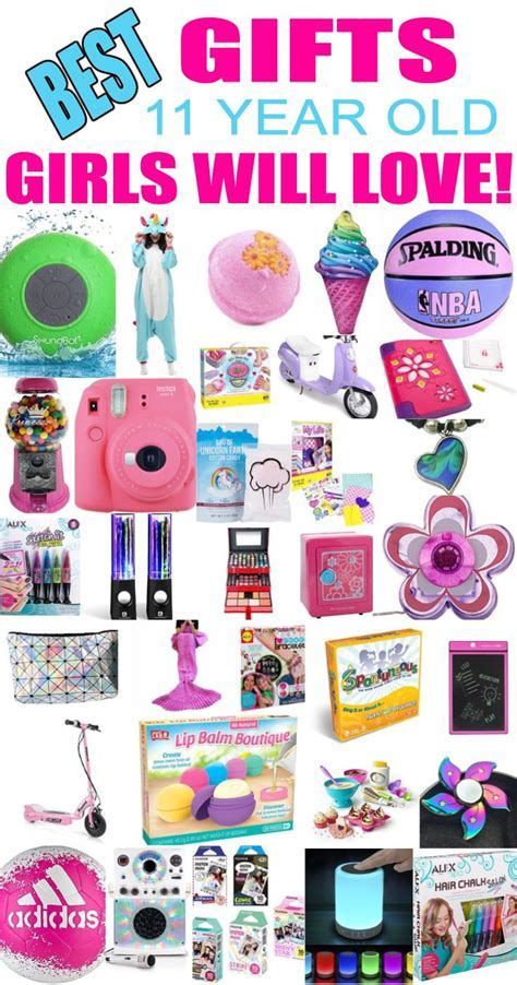 Top Gifts 11 Year Old Girls Will Love   Gift Guides