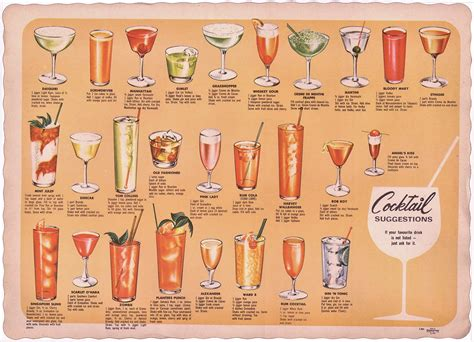 vintage cocktail classic cocktails donnelly group