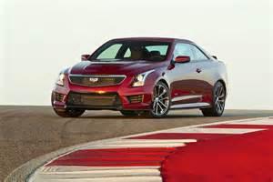 2016 Cadillac Ats Coupe Beautiful Track Photos Of Cadillac Ats V Coupe Gm Authority