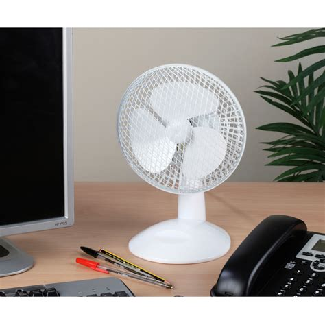 6 inch desk fan beldray 6 inch white desk fan beldray no1brands4you