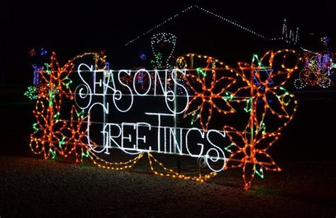 christmas lights you drive through in nj where to see the best light displays in nj 2016 funnewjersey