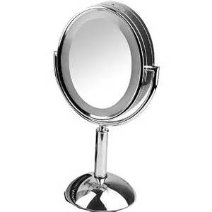 Makeup Mirror With Lights Revlon Touch Lighted Oval Mirror Ulta