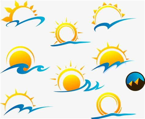 Vector Sun Sun Logo Vector Png And Vector For Free Download