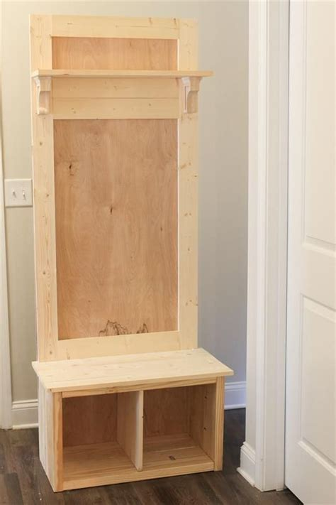 diy hall tree bench best 25 hall tree bench ideas on pinterest shoe storage