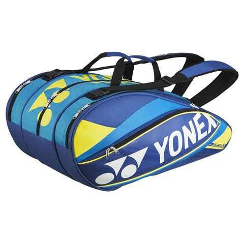 Yonex Racket Bag yonex 9529 pro 9 racket bag sweatband