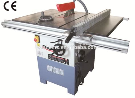 wood cutting bench saw electric commercial wood cutting table saw csb315e
