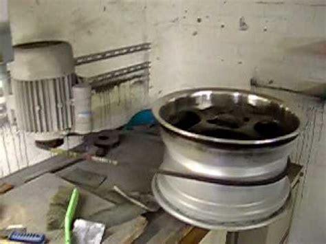 Polieren Mit Maschine by Wheel Polish Machine Diy Youtube