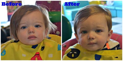 first haircut before and after baby boy first haircut before and after life style by