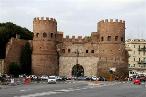 porte roma photos des murailles et portes de rome