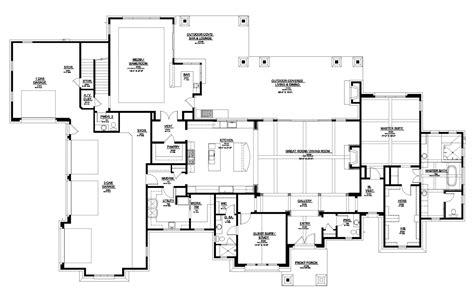 custom mountain home floor plans mountain retreat austin custom home arbogast custom homes