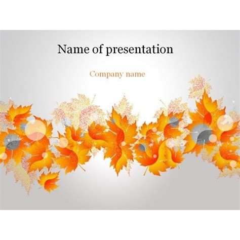 Professional powerpoint template free mershia info kotaksurat free fall powerpoint template free autumn powerpoint toneelgroepblik Image collections