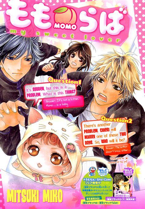Mitsuki Momo Lover 1 3 Tamat momo raba mitsuki zerochan anime image board