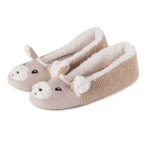 totes slippers totes knit back novelty ballet slippers ebay