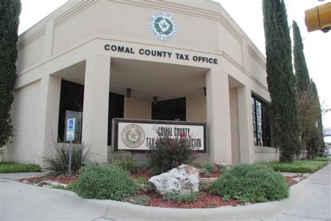 Comal County Property Tax Records Comal County Tax Office Adjusting Hours Of Operation Starting Next Week Radio Nb
