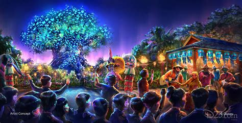 themes in animal kingdom film avatar land disney world video and images featuring james