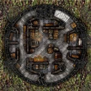 Onyx Table Arcknight Maps The Wizard S Tower Roll20 Marketplace