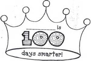 100th Day Crown Template by The 100th Day Of School Living Laughing Loving