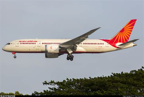 air india ai115 vt anl b787 dreamliner vt anl boeing 787 8 dreamliner air india ttt jetphotos